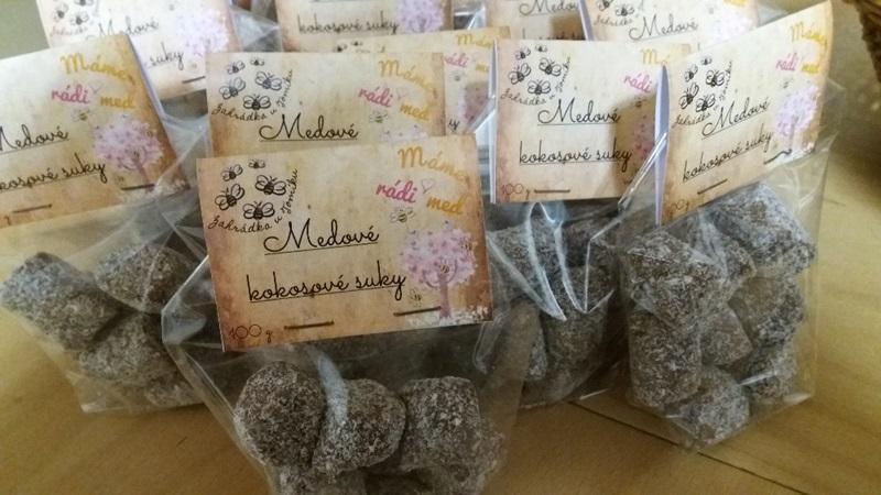 Roman Macholda: Medové kokosové suky